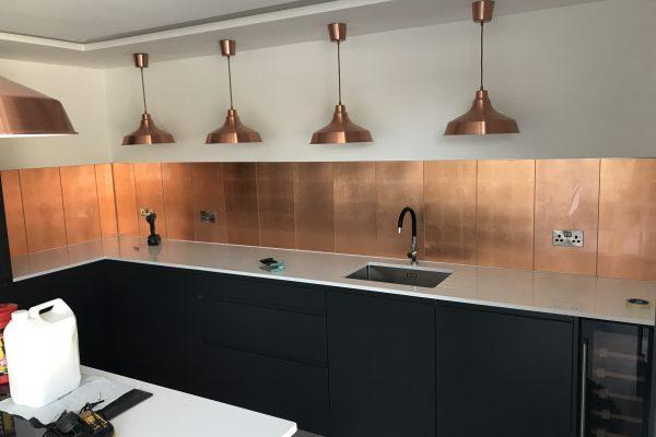 kitchen tiles hertfordshire